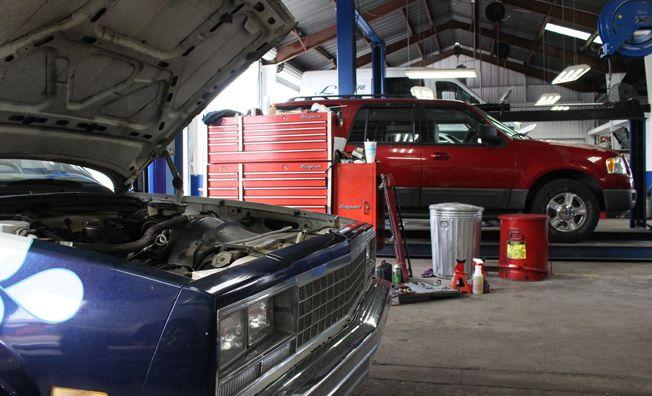 Auto Repair Shop Fleet Service Amp Diesel Service Tucson